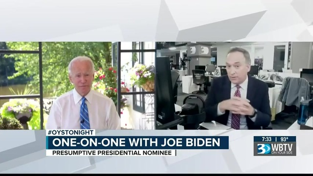 Biden: 40 Percent of the Money for Small Business Has Gone to Wealthy Corporations