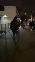 Antifa Breaking Store Windows in Tacoma