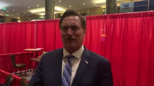 Mike Lindell Says 'Trump Will Be President Long Before 2024'
