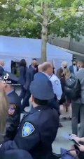 Biden Appears To Be Booed While Visiting the 9/11 Memorial on the 20th Anniversary of the Attacks